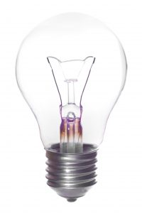 The Light bulb is a common resistive load.